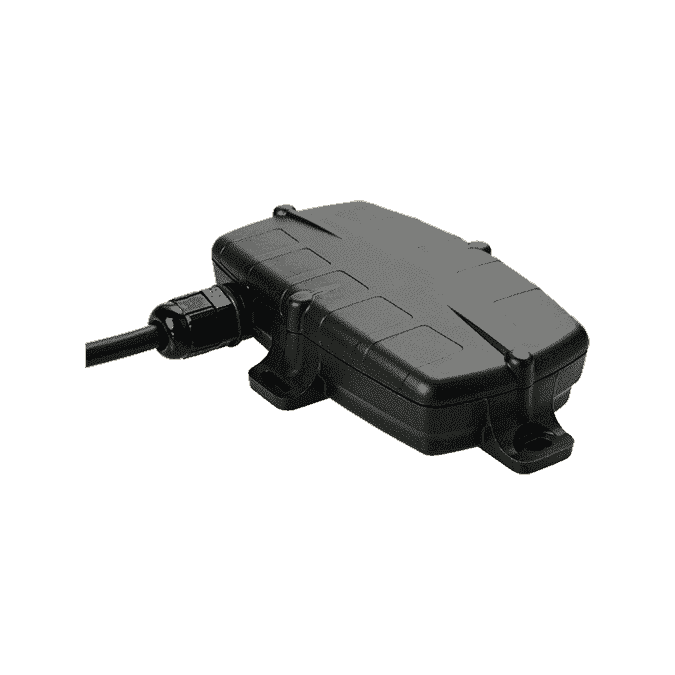 Angle view of G62 LoRa Vehicle Tracking device