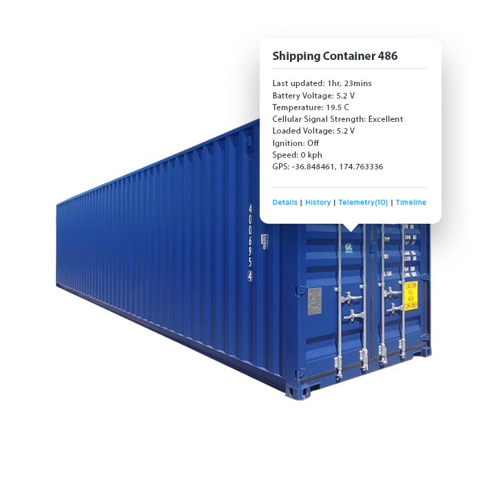 Shipping Container Tracking
